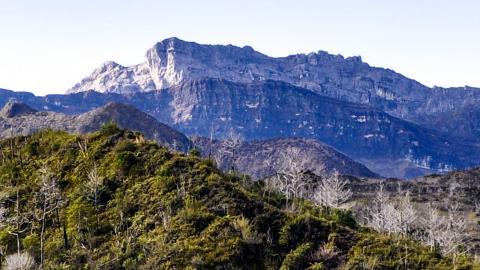 Гора Вильгельм