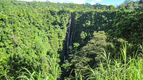 Водопад Папапапаи-Таи