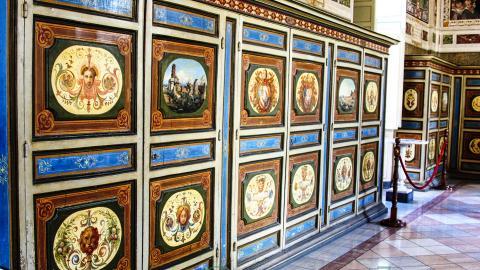 Картинная галерея (Пинакотека)