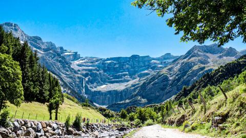 Горы Пиренеи