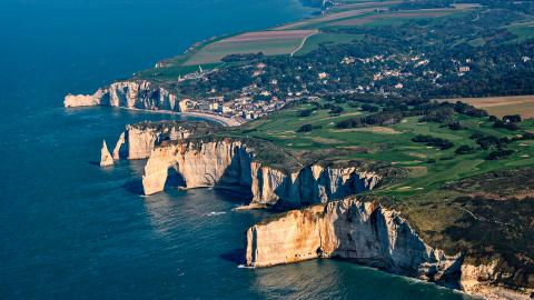 Регион Нормандия