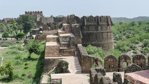 Крепость Рохтас