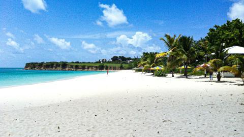 Пляж Runaway Bay