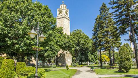 Башня Саат-Кула