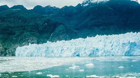 Ледник Сан Рафаэль