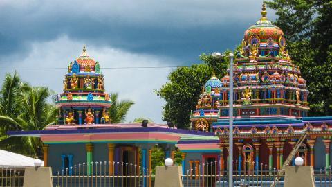 Храм Шри Шивы Субрамания