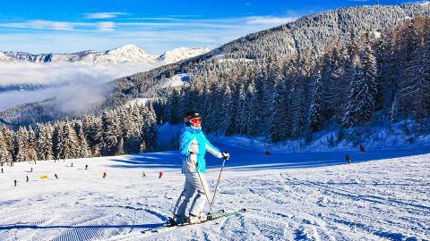 Гаррахов - горнолыжный курорт