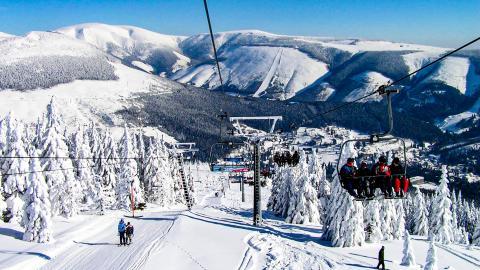 Шпиндлеров Млын - горнолыжный курорт