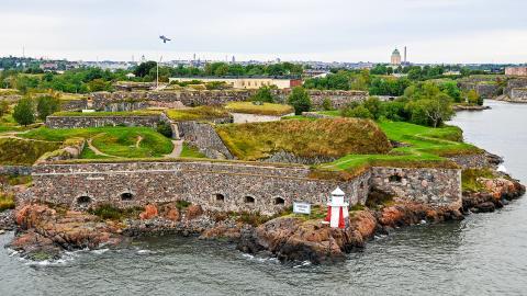 Крепость Свеаборг (Суоменлинна)