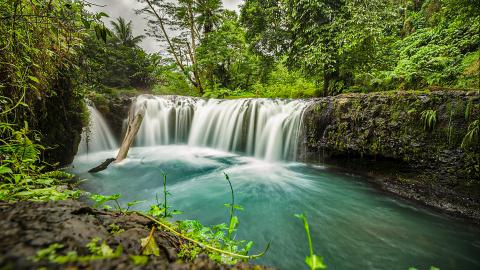 Водопад Тогитогига