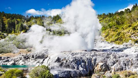 Долина гейзеров Уаимангу
