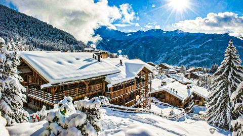 Вербье - горнолыжный курорт